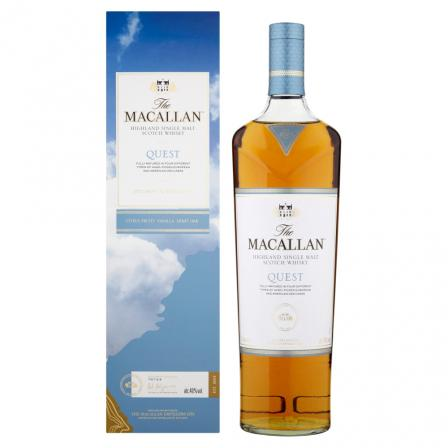 The Macallan Quest + Estoig 1L