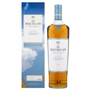 The Macallan Quest + Estuche 1L