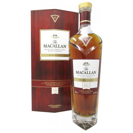 The Macallan Rare Cask Batch No. 1 Release 2018