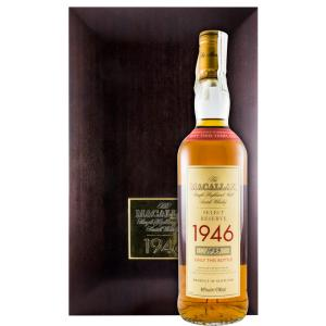 The Macallan Select Reserve 52 Years 1946