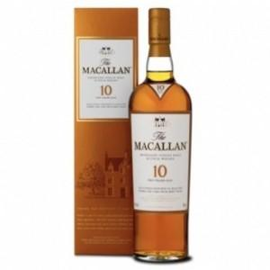 The Macallan Sherry Oak 10 Years