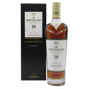 The Macallan Sherry Oak Edition 18 Year old 2020