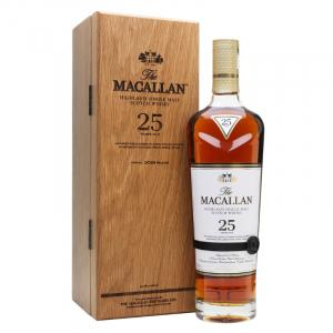 The Macallan Sherry Oak Release 25 Años