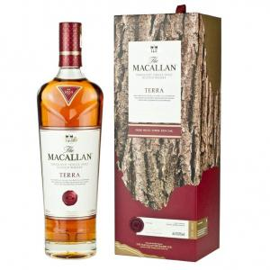 The Macallan Terra + Estuche