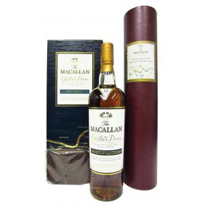 1995 The Macallan The Macallan Ghillies Dram + Original Watercolour 12 Years
