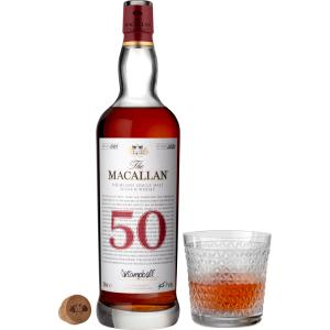 The Macallan The Red Collection 50 Year old
