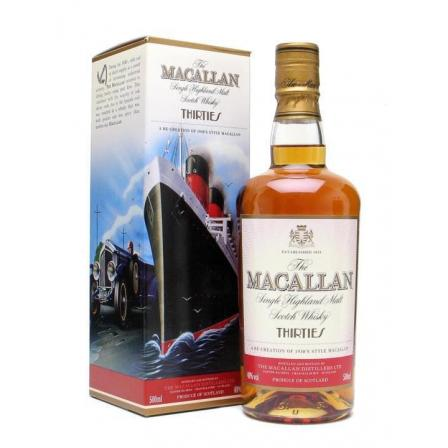 The Macallan Travel Series S 50cl