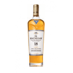 The Macallan Triple Cask 18 Anys
