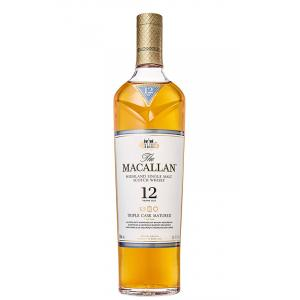 The Macallan Triple Cask Matured 12 Anys