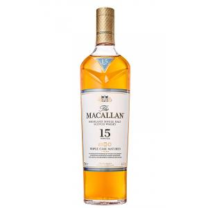 The Macallan Triple Cask Matured 15 Años