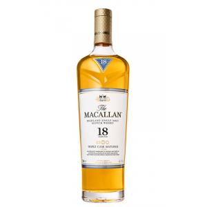 The Macallan Triple Cask Matured Edition 18 Años