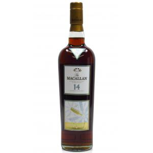 The Macallan Winter 2005 Easter Elchies Seasonal Selection 14 Years 1991