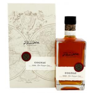 The Paulsen Collection Cognac Petit Champagne 40 Years 1968