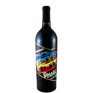 The Police Wine Blend Synchronicity 2010