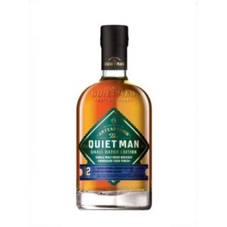 The Quiet Man 12 Years Bordeaux Finish