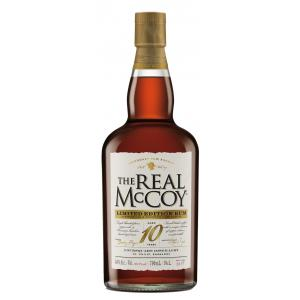 The Real Mccoy 10 Year old Limited Edition Virgin Oak