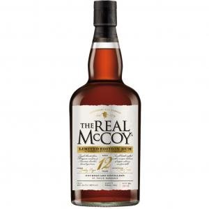 The Real Mccoy 12 Años Limited Edition