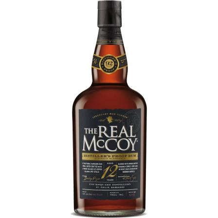 The Real Mccoy 12 Jahre Distillers Cut