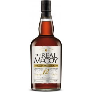 The Real Mccoy 12 Year old Limited Edition Madeira Cask