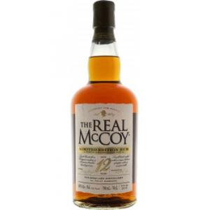 The Real Mccoy Limited Edition Madeira 12 Year old