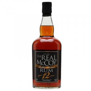 The Real Mccoy Rum 12 Anni