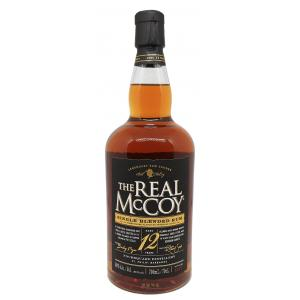 The Real Mccoy Rum 12 Year old