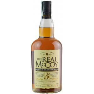 The Real Mccoy Single Blended 40% 5 Year old