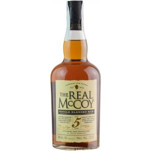 The Real Mccoy Single Blended 46% 5 Year old