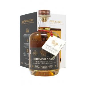 The Shed Distillery Drumshanbo Single Pot Still Inaugural Release 4 Jaren 2014