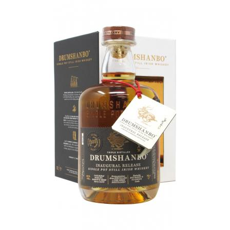 The Shed Distillery Drumshanbo Single Pot Still Inaugural Release 4 Year old 2014