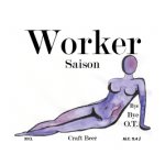 The Sisters Brewery Worker Saison