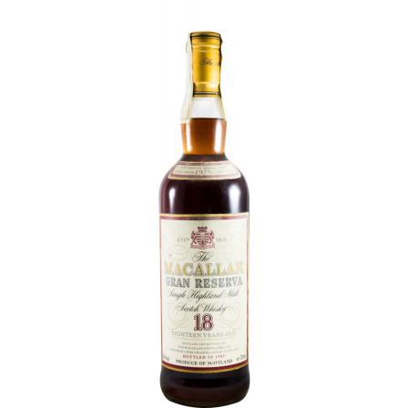 The The Macallan 18 År Gran Reserva Sherry Cask Bottled In 1997 1979