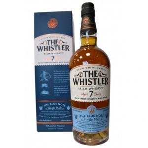 The Whistler 7 Jaren The Blue Note