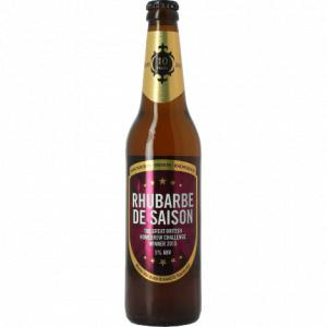 Thornbridge Rhubarbe de Saison 50cl
