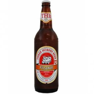 Three Horses Beer 65cl