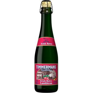 Timmermans Kriek Retro Lambicus 375ml