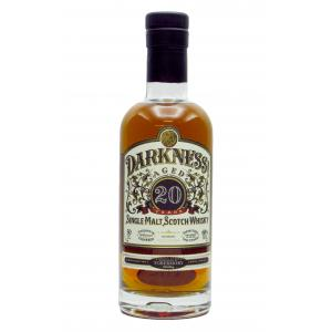 Tobermory Darkness Heavily Peated Single Cask # 20 Year old 50cl