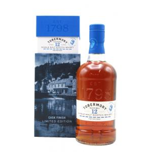 Tobermory Limited Release Port Cask Finish 12 Year old 2007