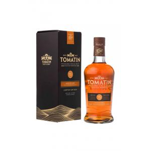 Tomatin 15 Años Moscatel Wine Limited Edition