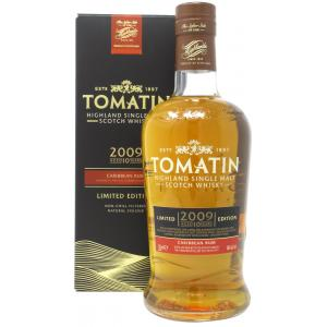 Tomatin Carribean Rum Finish Limited Edition 10 Year old 2009