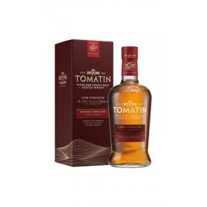 Tomatin Cask Strenght & Sherry Cask