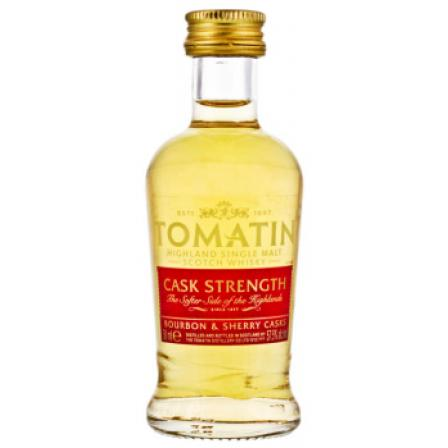 Tomatin Cask Strength 50ml
