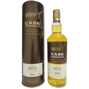 Tomatin Cask Strength 9 Anni 2007