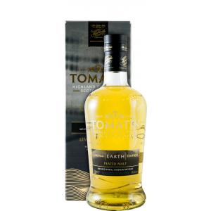 Tomatin Earth Peated Malt Five Virtues Series
