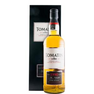Tomatin Limited Release Cask Nº 7738 1990