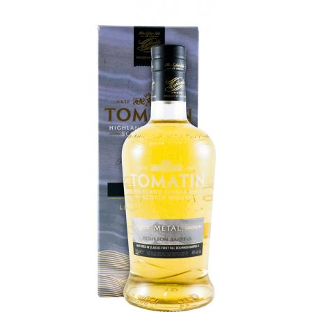 Tomatin Metal Barrels Five Virtues Series