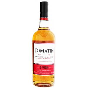 Tomatin Single Malt 2Nd Release 1988