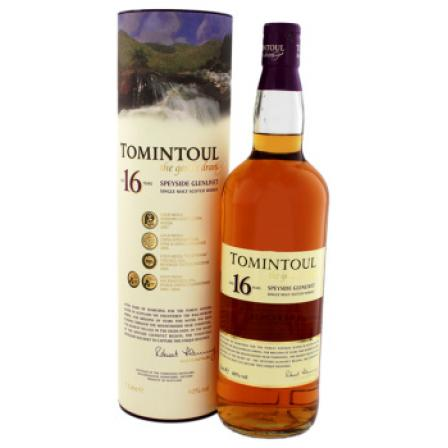 Tomintoul 16 anos 1L