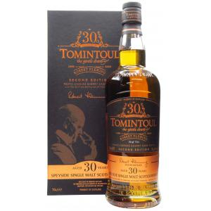Tomintoul Robert Flemming 30th Anniversary 2nd Edition 30 Year old