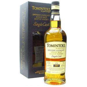 Tomintoul Single Cask 12 Year old 2007